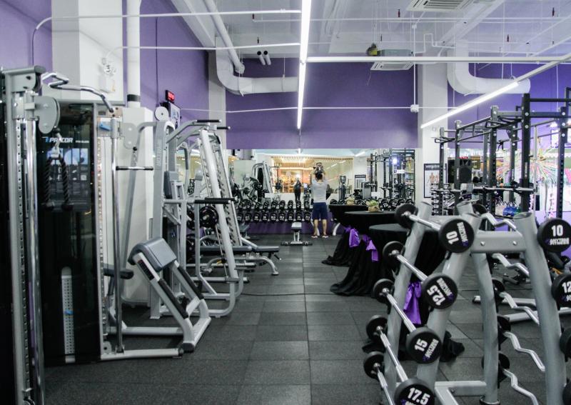 Best 10 Gym Memberships in Singapore