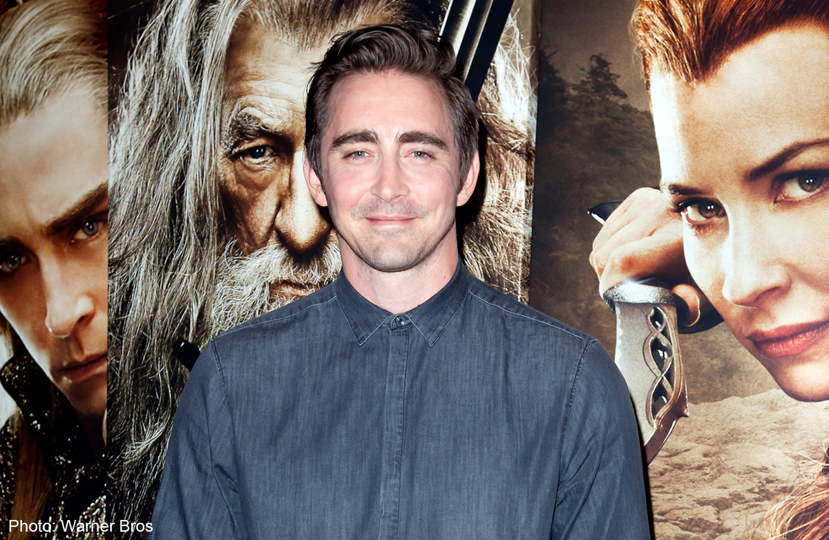 Lee pace dating carter smith 5