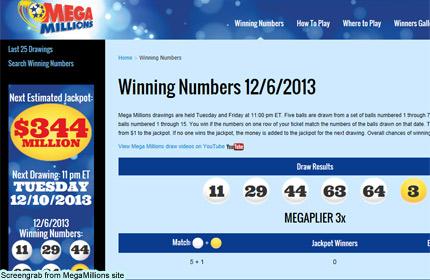 US Mega Millions jackpot climbs to $430 million for next
