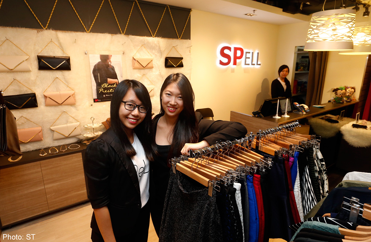 Singapore Polytechnic Students Launch Revamped Student Run Store At Changi Airport Singapore News Asiaone