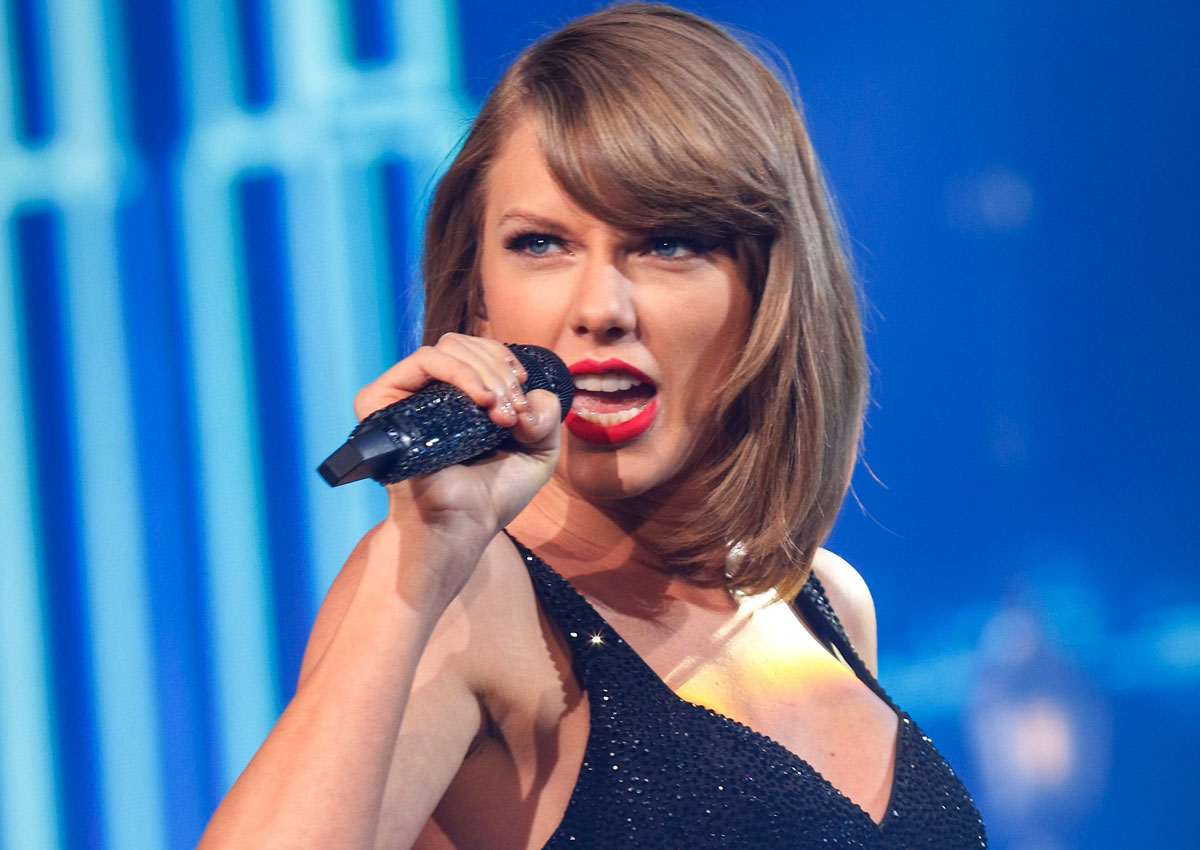 Apple Music Wins Exclusive Video Deal With Taylor Swift Entertainment News Asiaone