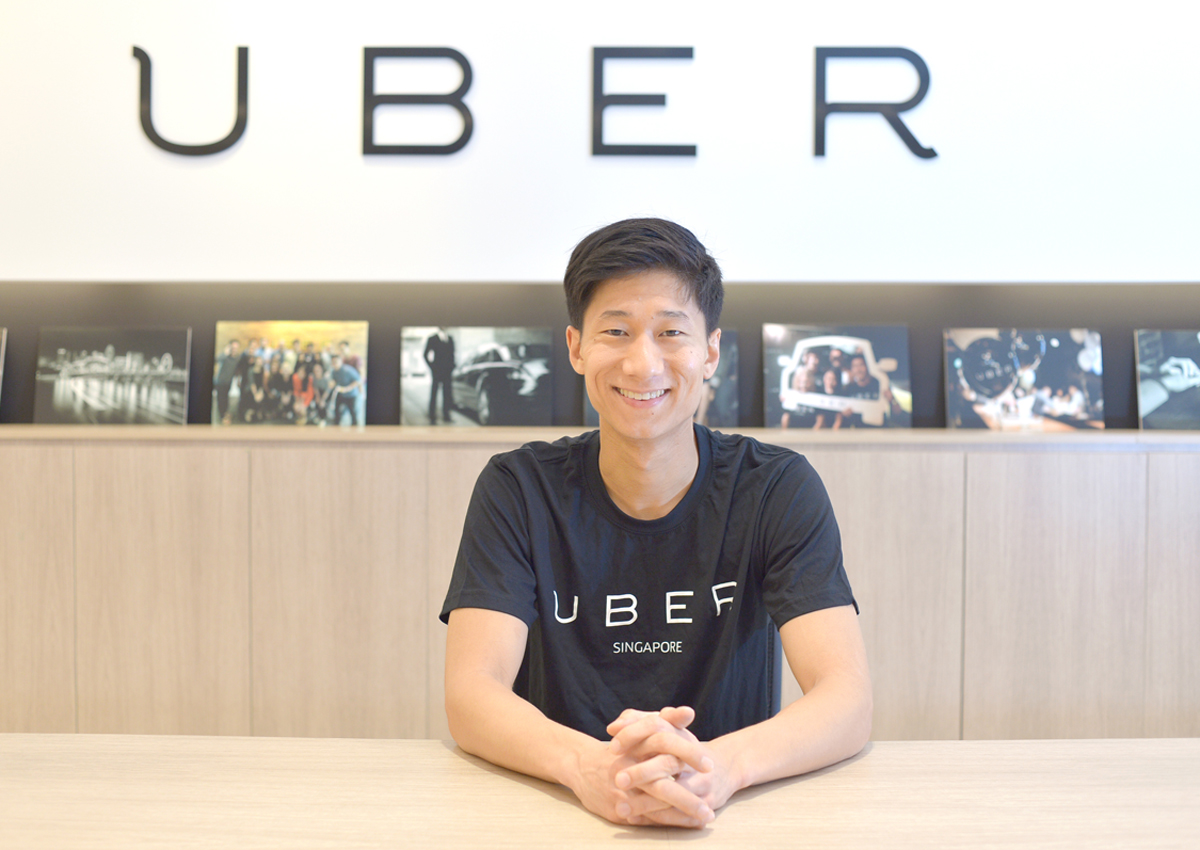 Uber plans to launch ride-sharing option in S'pore, Digital