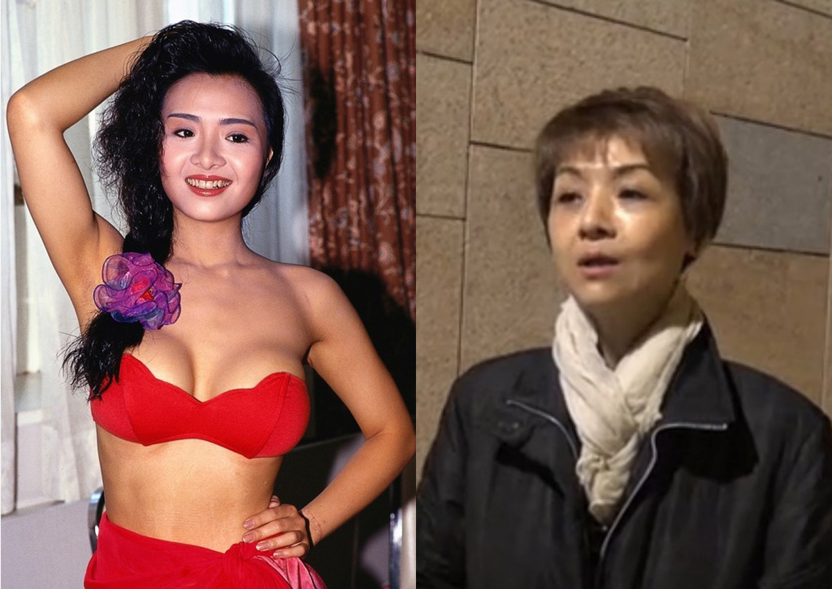 Amy Yip Nude former hk sex symbol amy yip may consider comeback