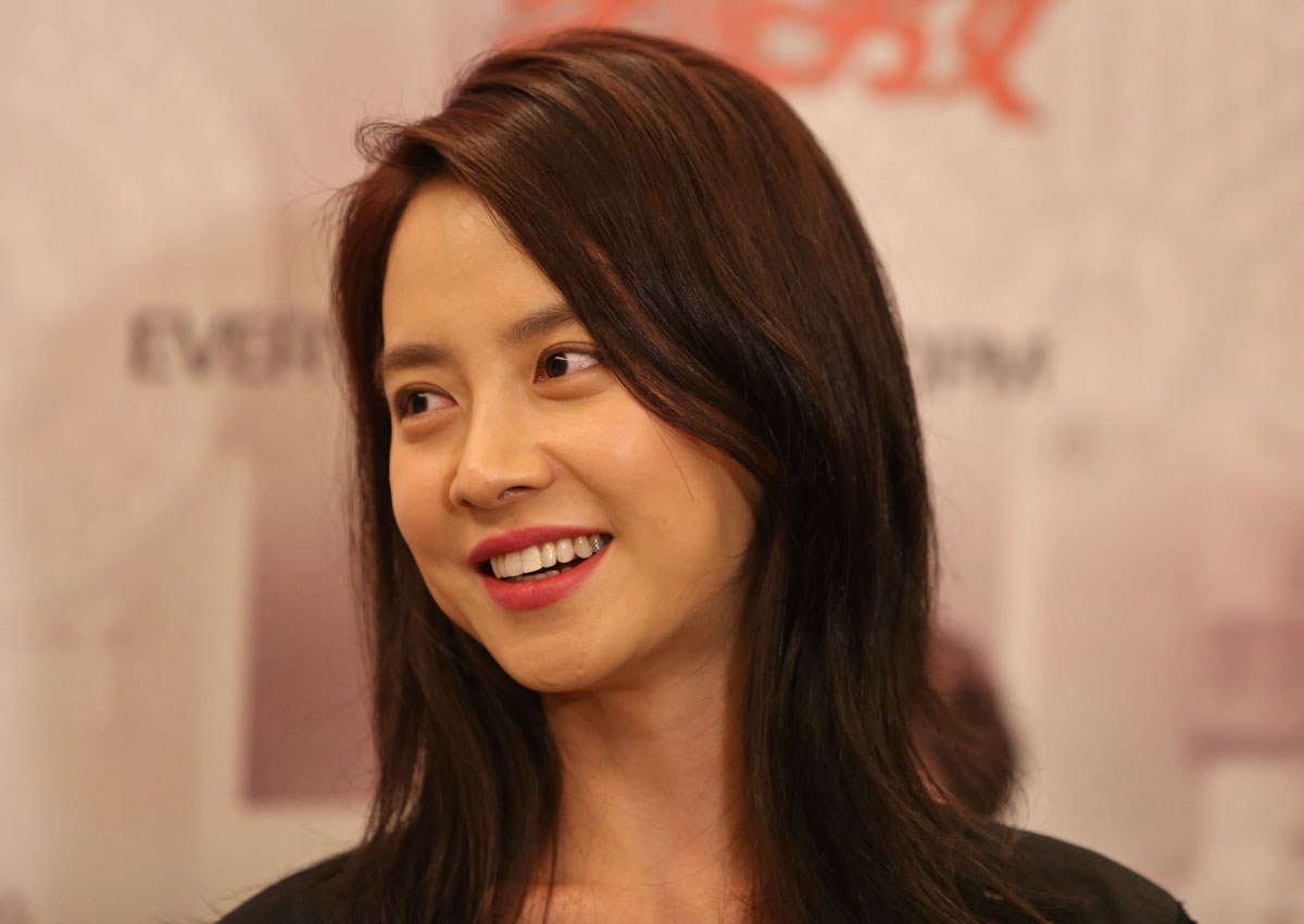 Song Ji-hyo' has tearful departure from 'Running Man ...