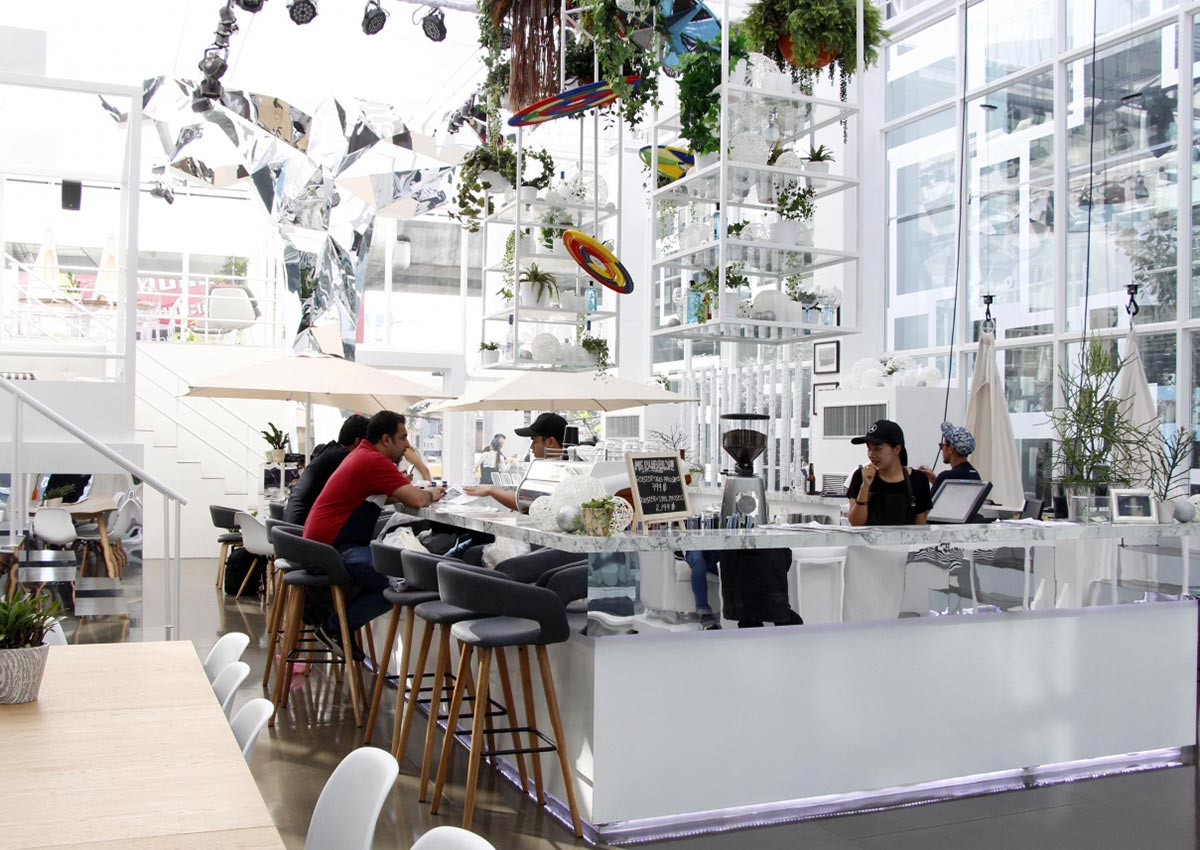 Quality seafood at Mercedes-Benz\'s pop-up restaurant in Bangkok ...