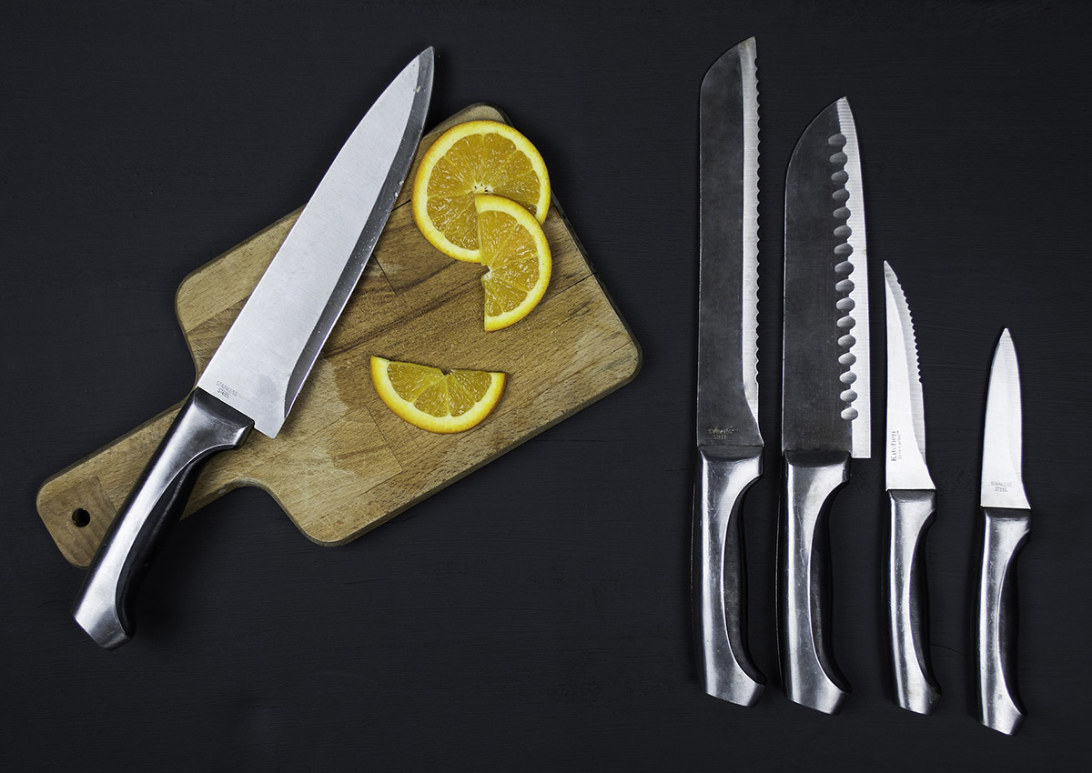 how to choose a good kitchen knife food news asiaone