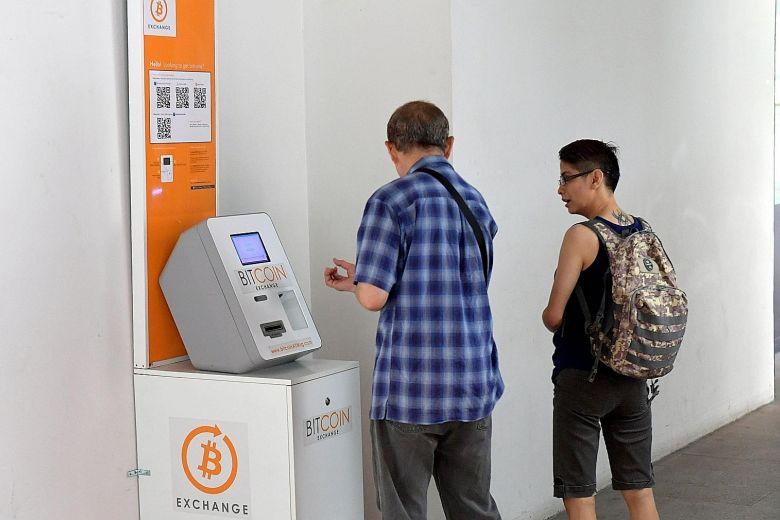 where to find bitcoin machine in singapore nekvalifikuoti akcijų pasirinkimo sandorių mokesčiai