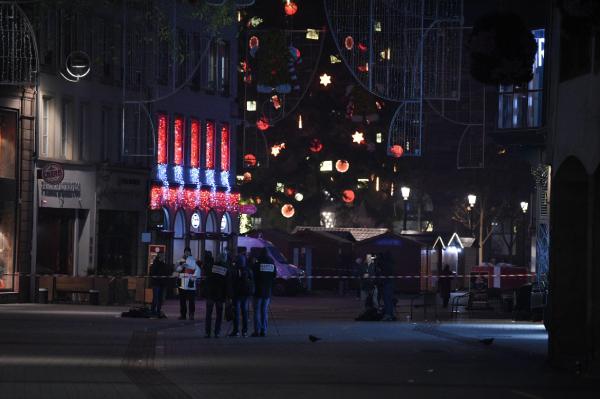 Strasbourg Christmas Market Shooting.Thai Tourist Among Victims Of Deadly Strasbourg Christmas
