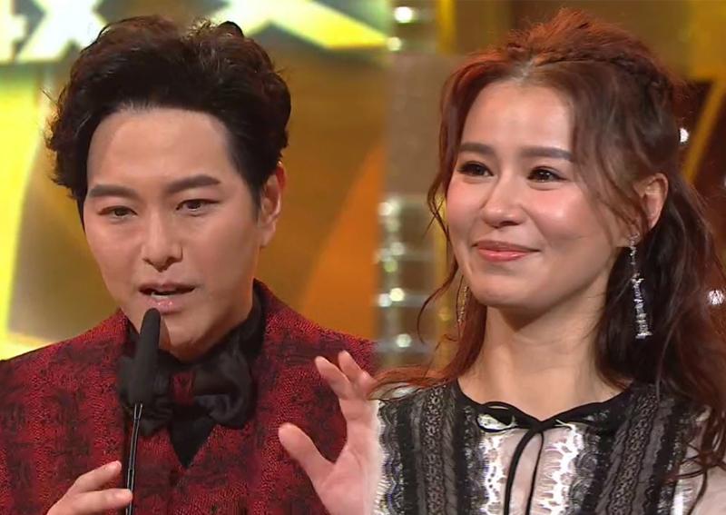 Hong Kong actor Edwin Siu reveals Priscilla Wong as his wife