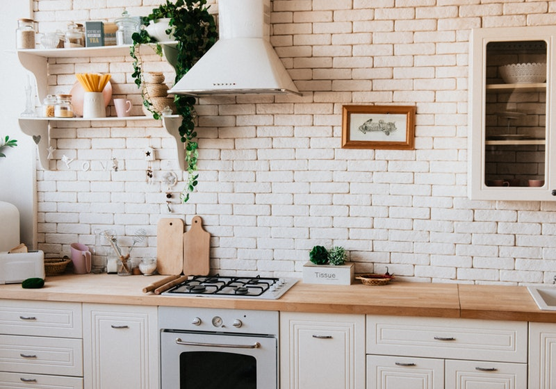 8 Unusual Kitchen Backsplash Ideas That Are Not Tiles Or Glass Lifestyle News Asiaone