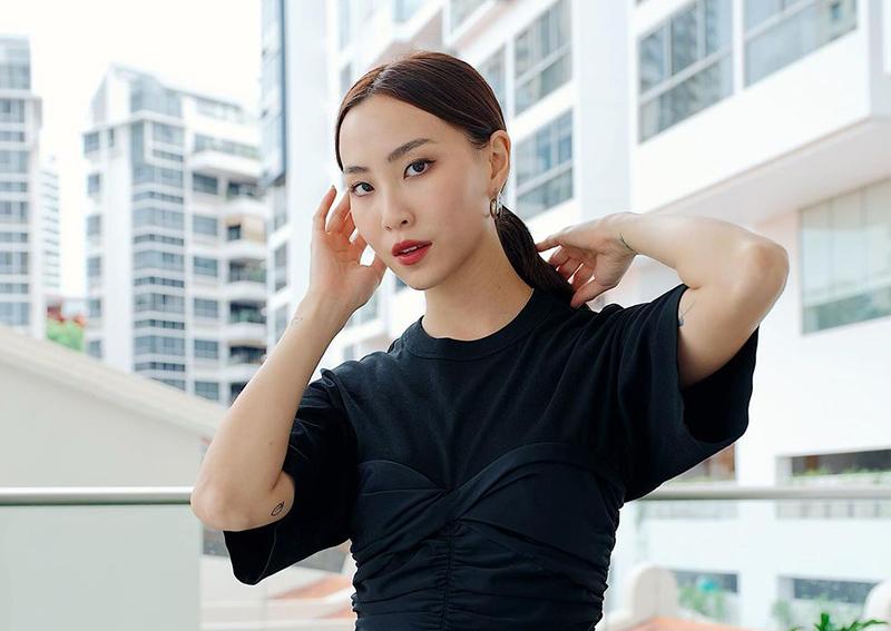 Sonia Chew singapore DJ and influencer