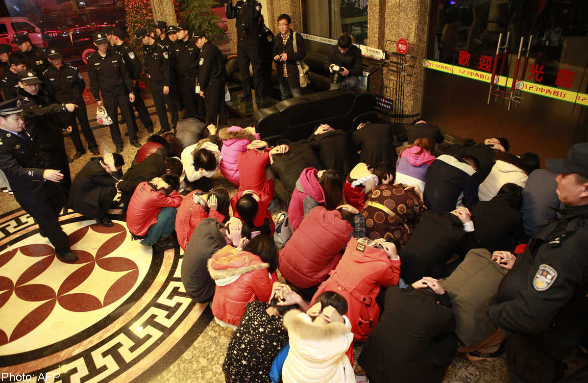 Escort girls in Huizhou