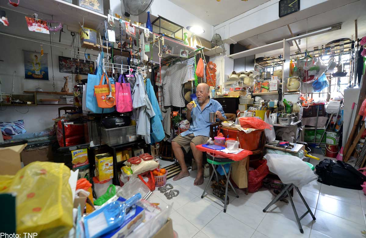 Inside the mind of a hoarder, Singapore News - AsiaOne