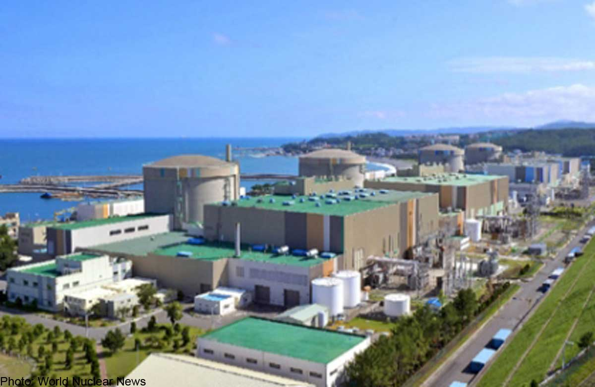 Restart of S Korea's aging nuclear reactor sparks
