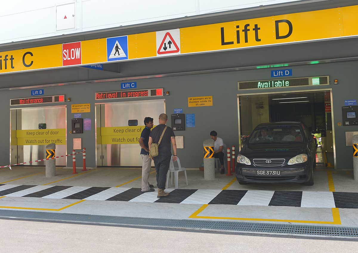 Say Goodbye To Changi Village Parking Crunch With Launch Of Hdb S