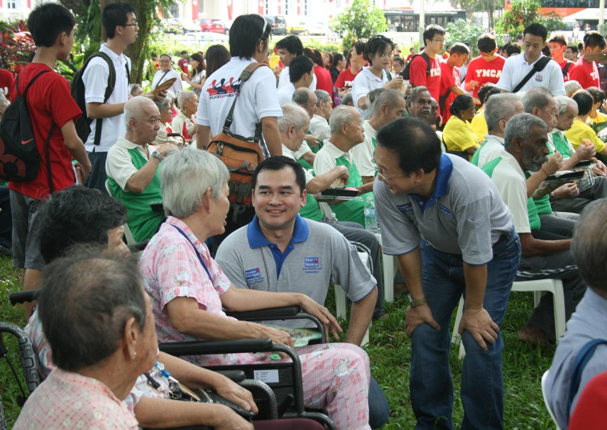 On a mission to help Singapore's elderly, Business News - AsiaOne