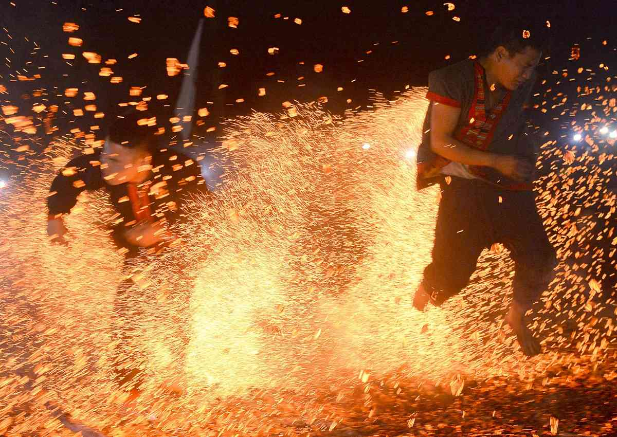 Playing With Fire Exorcising Demons In Vietnam Travel News
