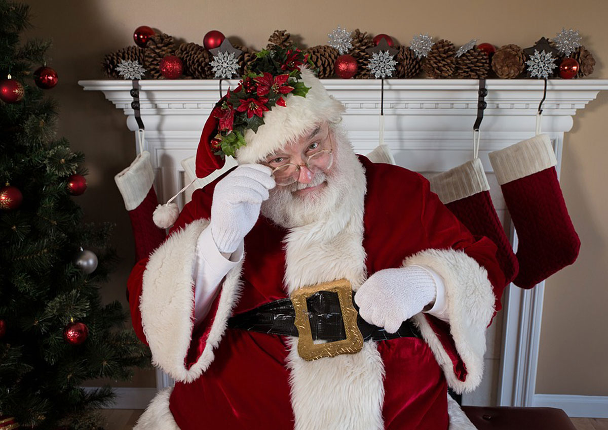 You Dont Know Santa