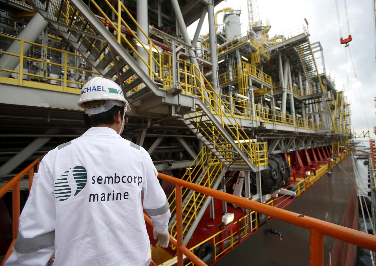 SembMarine back in the black with $34 29m Q4 profit, Business News