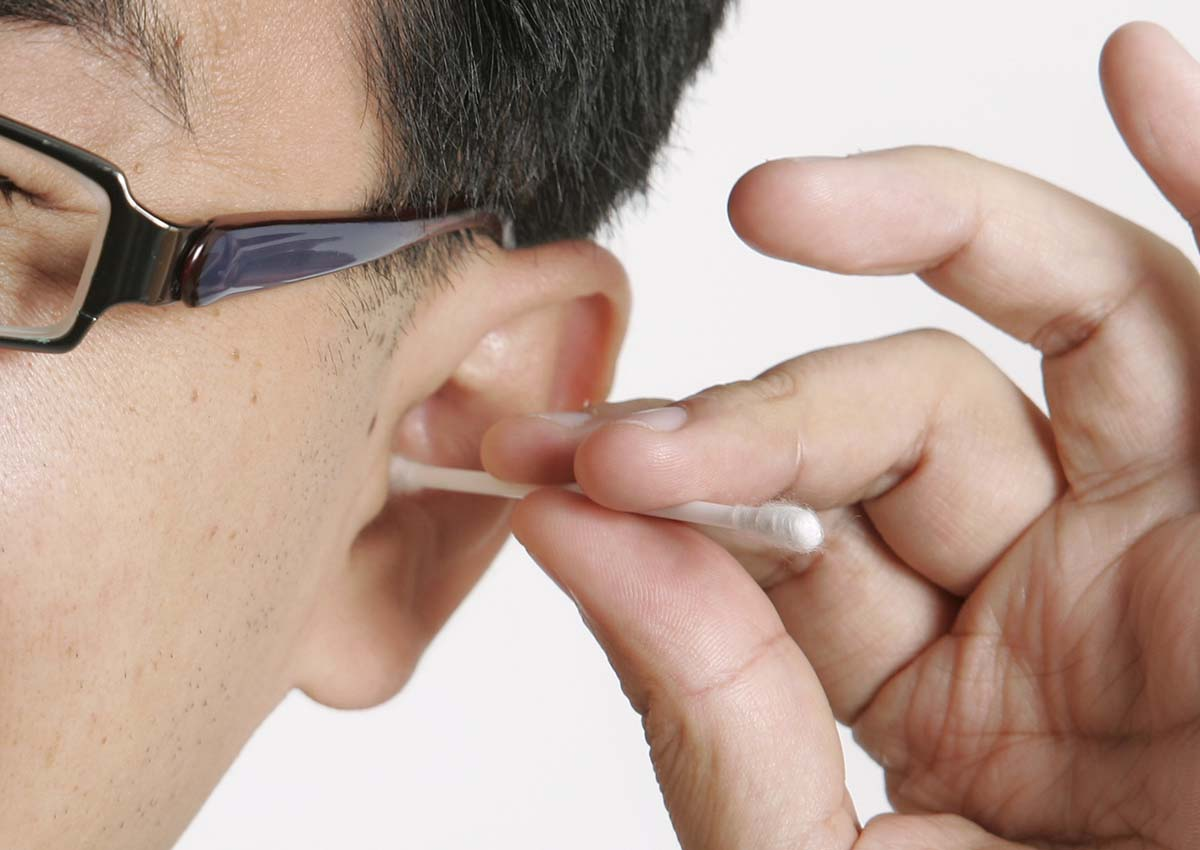 Cotton Swabs Still A Major Cause Of Eardrum Perforations