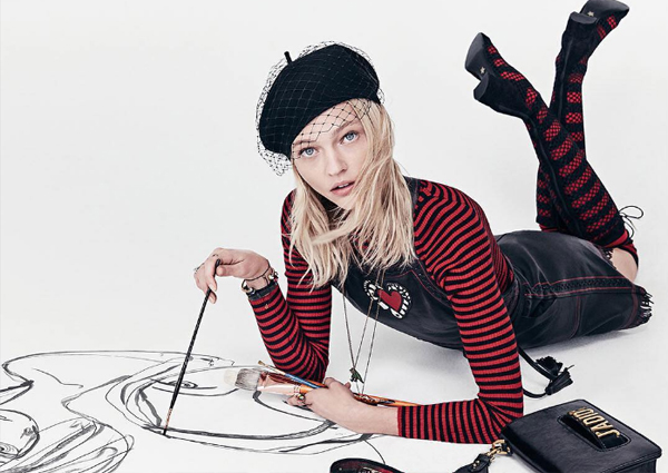 70b3bd8e6 Beret-mania as fashion ditches beanie for French classic, Women News ...
