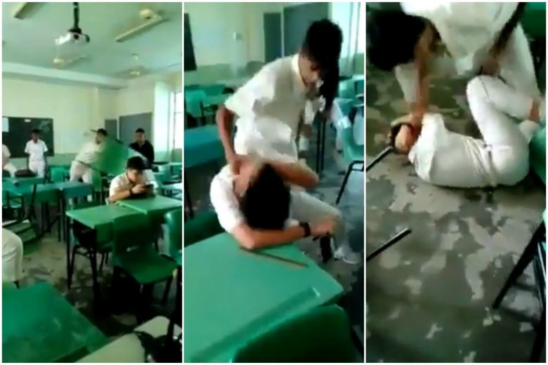 Students Counselled Disciplined After Video Of Fight At