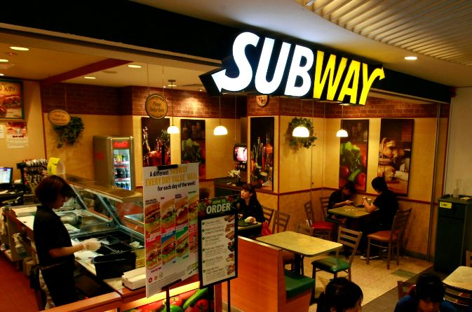 60 Subway Branches In Singapore Have Stopped Selling Pork