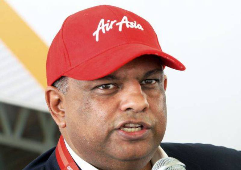 Airasia S Directors Gave Nod To Tony Fernandes Business News Asiaone