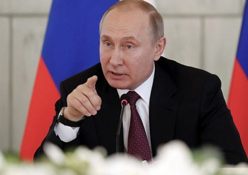 There Will Be Dad And Mum Vladimir Putin Rules Out Russia Legalising Gay Marriage World News Asiaone