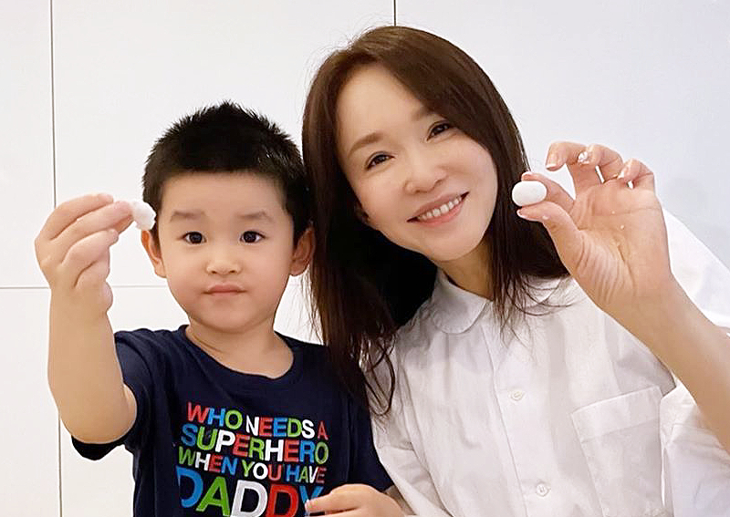 Mad About The Boy: Fann Wong Reveals How Motherhood Has