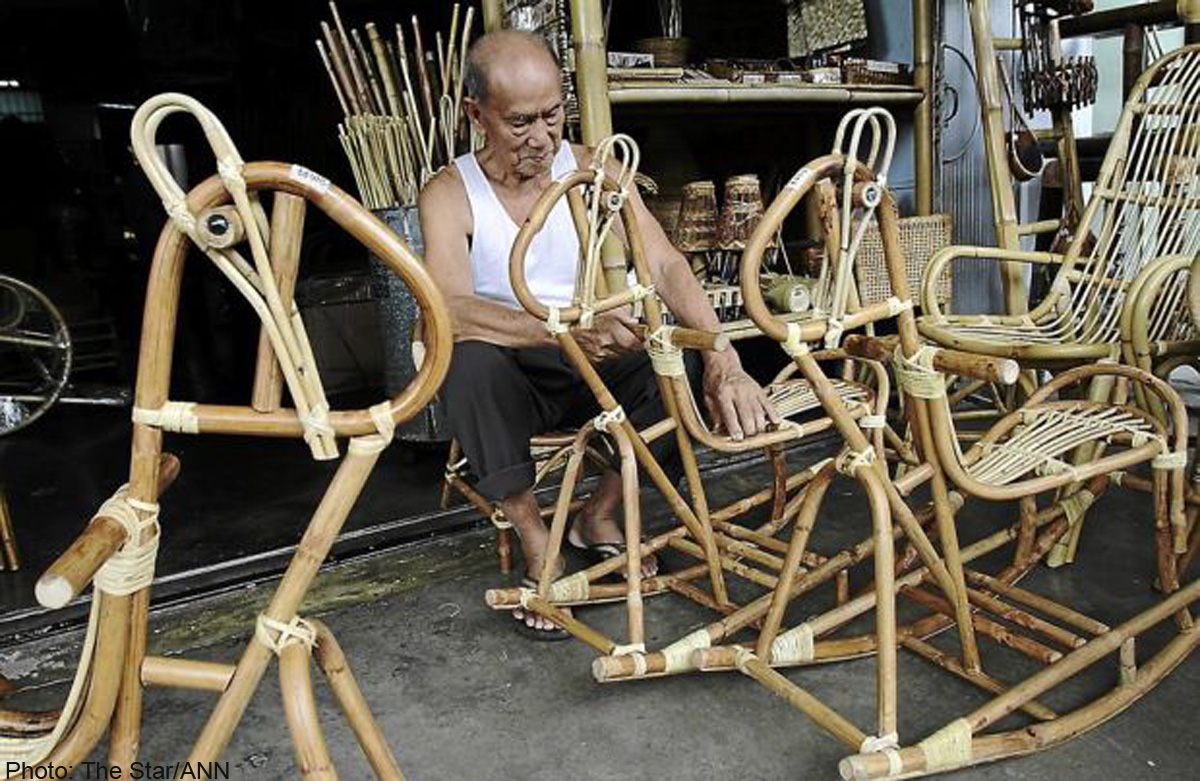 It S The Year Of The Rattan Rocking Horse Malaysia News Asiaone
