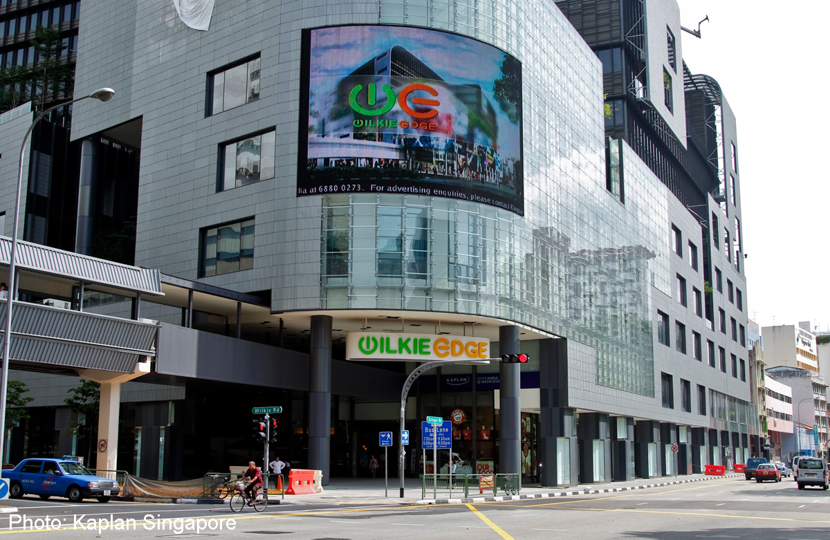 Kaplan singapore online learning