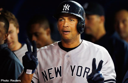 Baseball: Bosch says he gave A-Rod HGH, testosterone, News