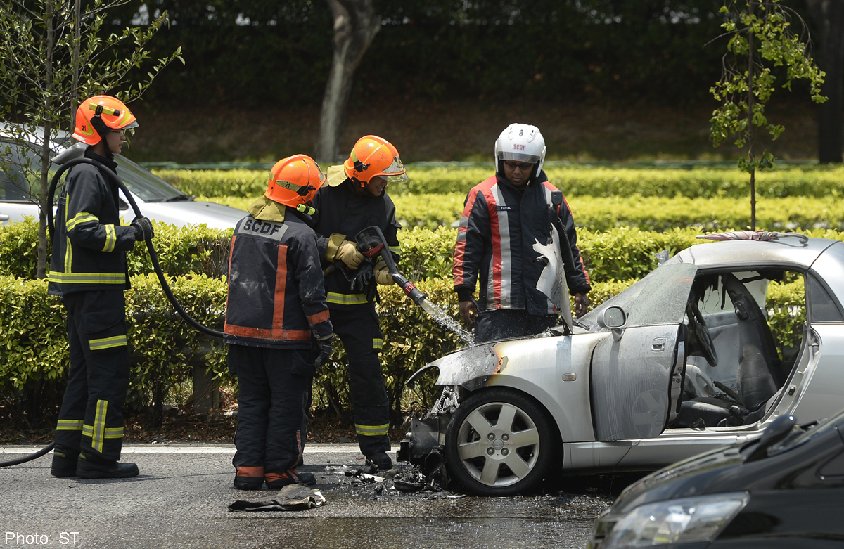 High-tech simulator for SCDF to boost skills in accident rescue ...