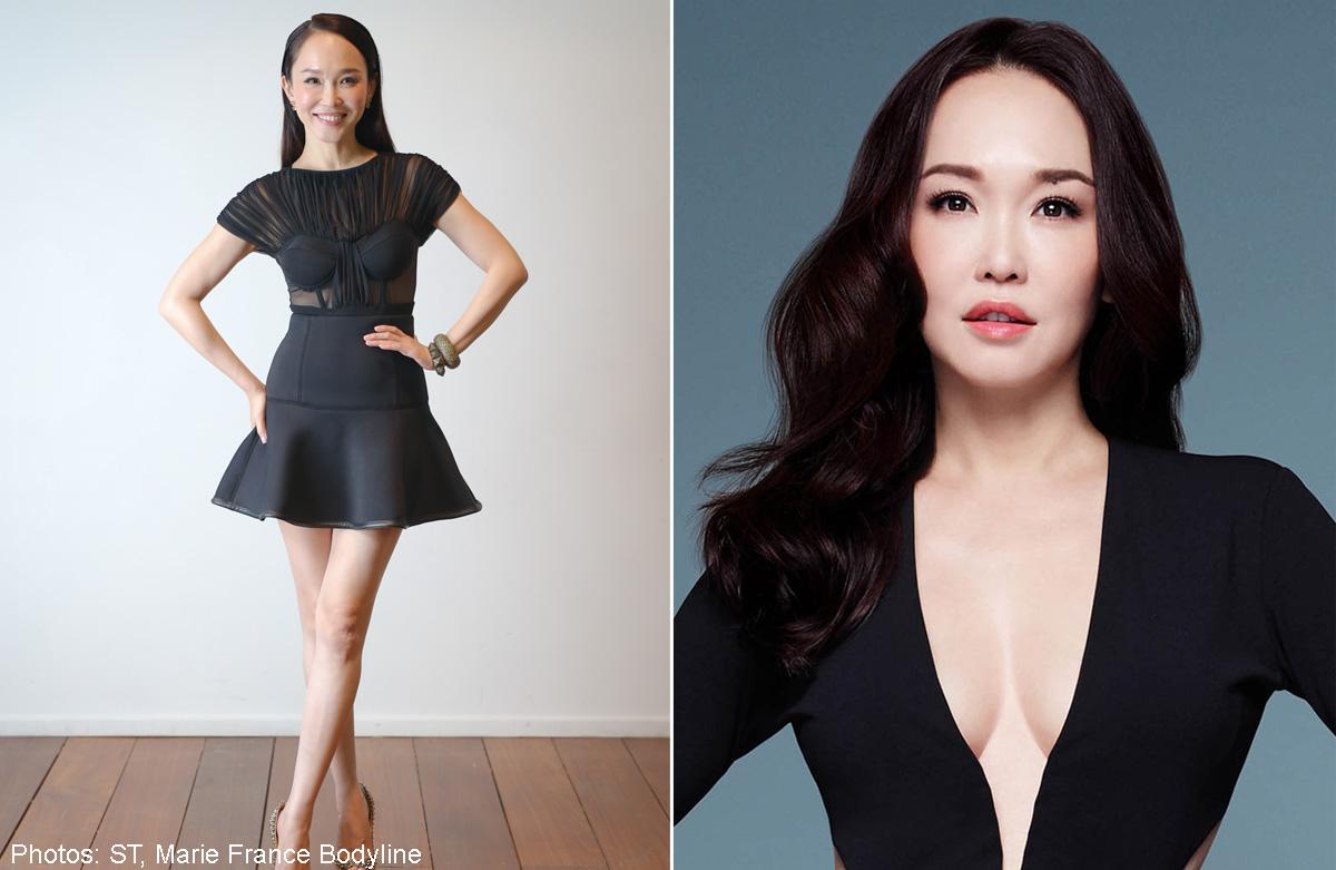 Fann Wong beauty