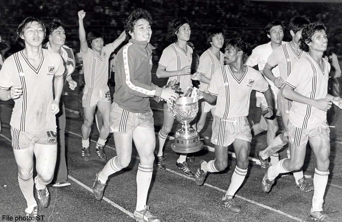 1977 Malaysia Cup Heroes In Action News Asiaone