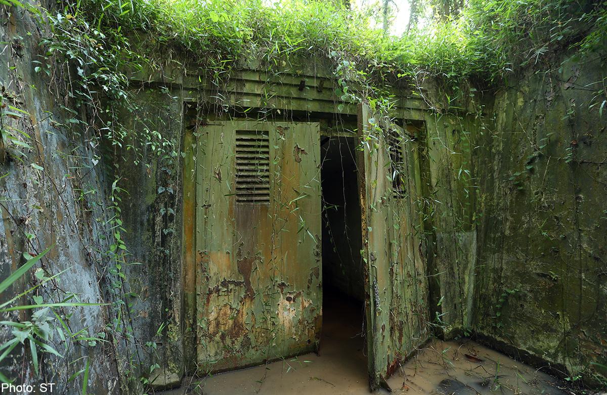 Pre-war British bunker to open its doors to public