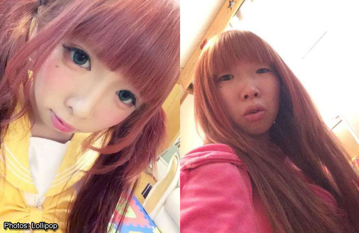 japanese guys that look like girls