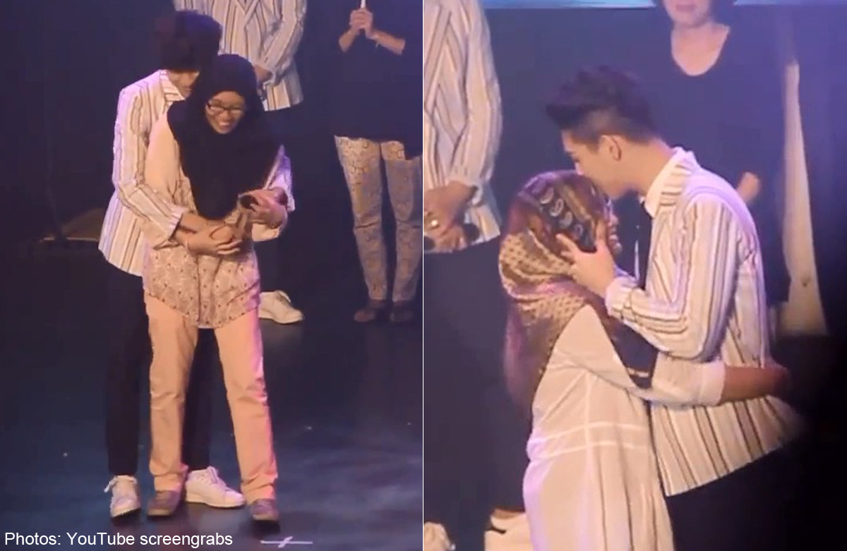 Malaysian Girls Who Hugged K Pop Band Threatened With Arrest Malaysia News Asiaone