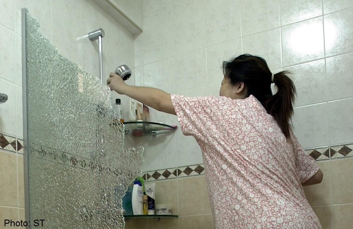 Tempered Glass May Cut Risk Of Shower Accidents Singapore