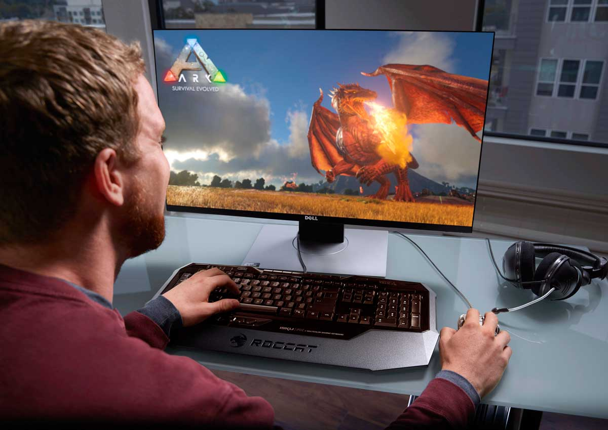 Solid first attempt at a gaming monitor, Digital News - AsiaOne