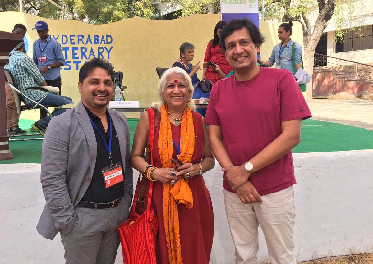 Spotlight on Singapore at Hyderabad literature festival