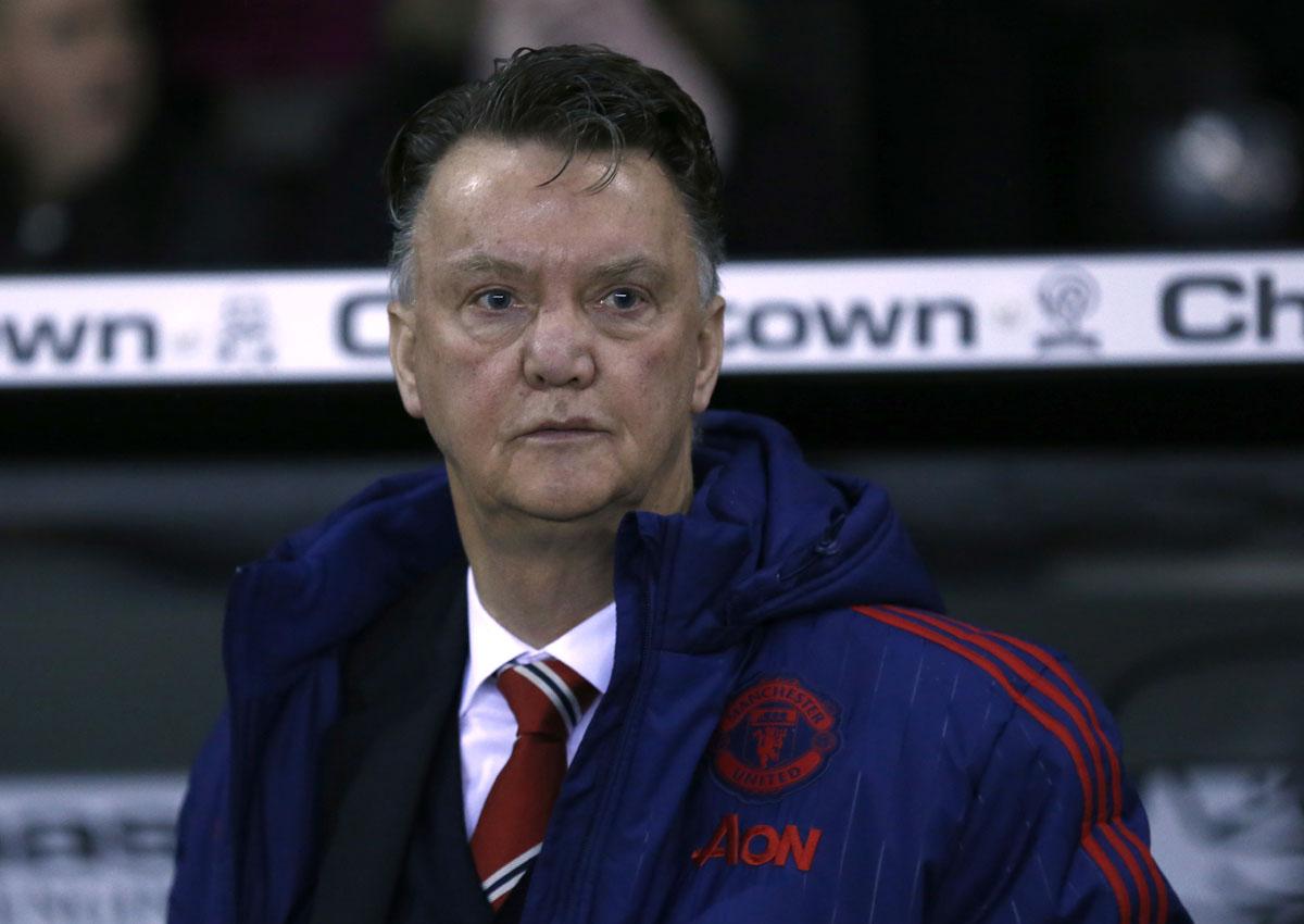 Football: Van Gaal Toasts Man Utd's FA Cup Success, News