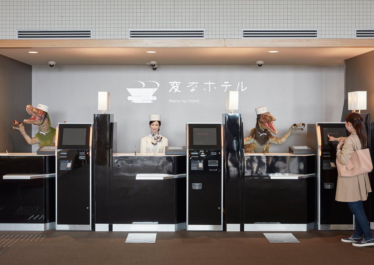 AI fail: Japan's Henn-na Hotel dumps 'annoying' robot staff, hires humans