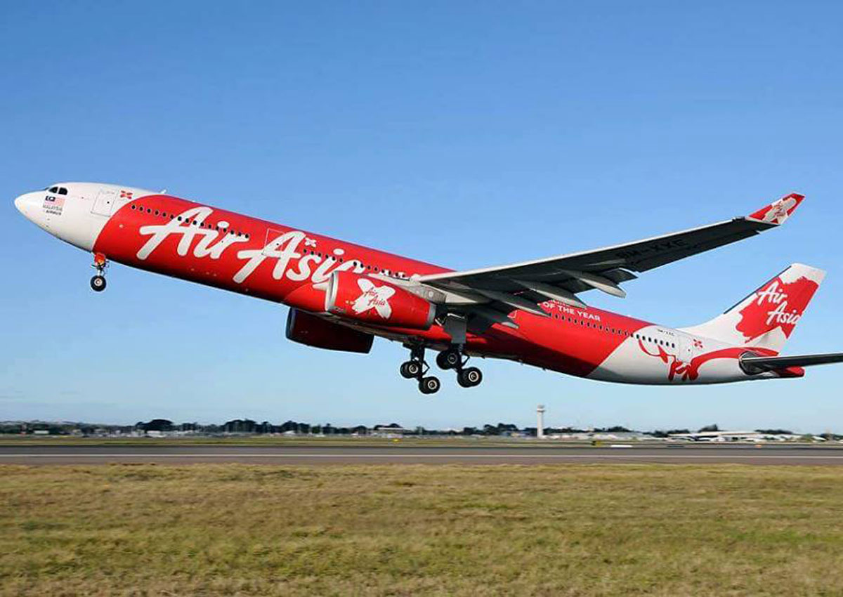Problem faced by airasia