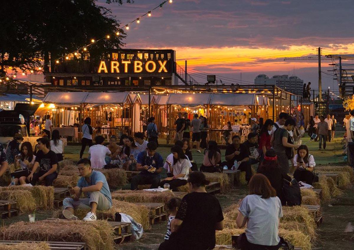 [Chia sẻ] Khám phá du lịch mua sắm ArtBox, Bangkok, Thái Lan