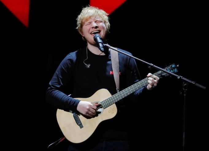 Ed Sheeran concert tickets will be printed with buyers' names to