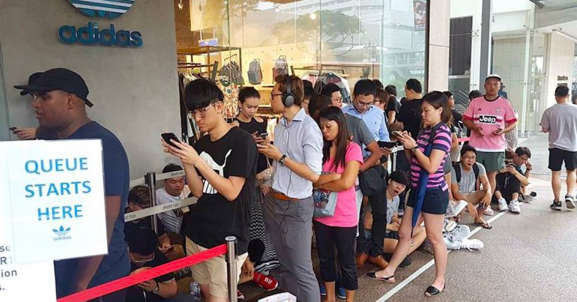 Because everything also need to queue, this Singapore startup will