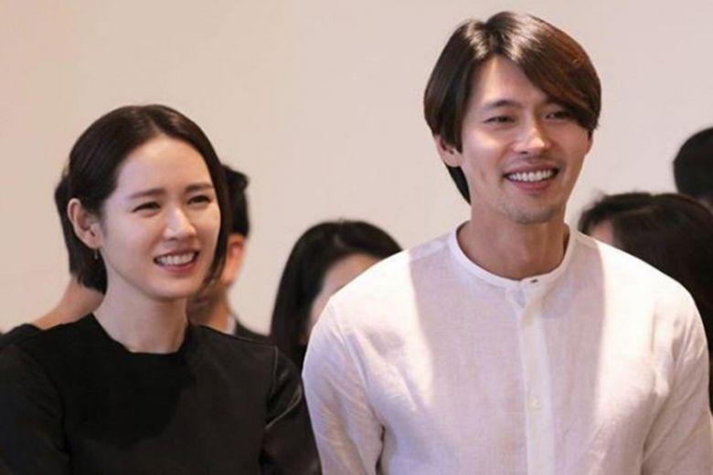 Korean actor Hyun Bin says he is not dating actress Son Ye