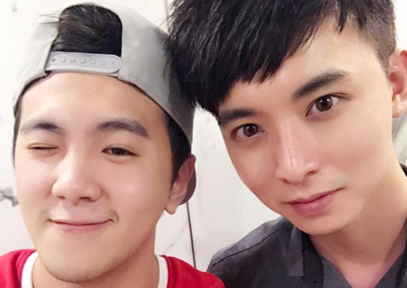 Ian Fang Wants To Help Complete Aloysius Pang S Unfinished